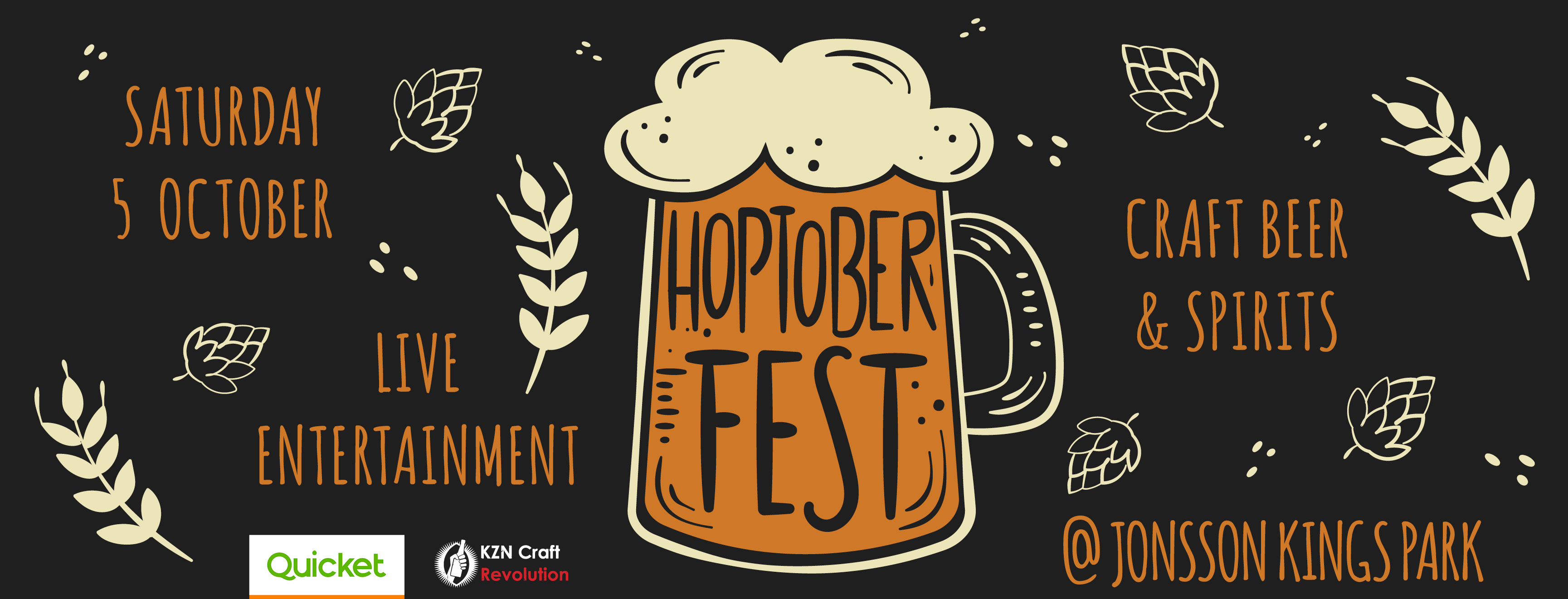 Hoptober Fest Craft Experience